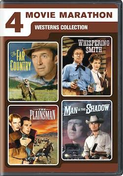 4-Movie Marathon: Westerns Collection [DVD]