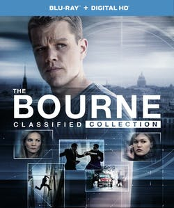 The Bourne Classified Collection [Blu-ray]