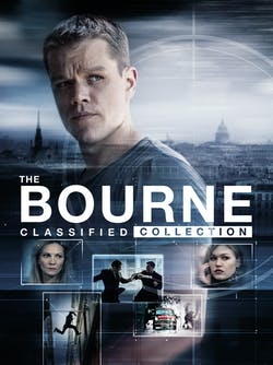 The Bourne Classified Collection [DVD]