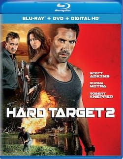 Hard Target 2 (DVD + Digital) [Blu-ray]