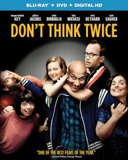 Don't Think Twice (DVD) [Blu-ray]