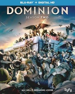 Dominion: Season 2 [Blu-ray]