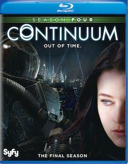 Continuum: Season Four [Blu-ray]