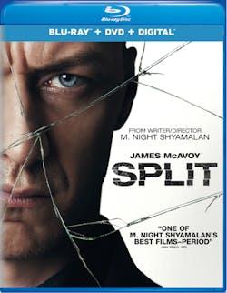 Split (DVD + Digital) [Blu-ray]