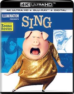 Sing (4K Ultra HD) [UHD]