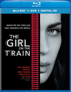 The Girl on the Train (DVD + Digital) [Blu-ray]