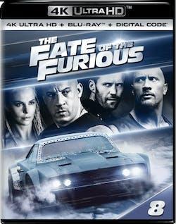 Fast & Furious 8 (4K Ultra HD) [UHD]