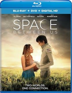 The Space Between Us (DVD + Digital) [Blu-ray]