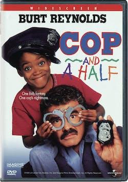 Cop and a Half [DVD]