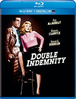 Double Indemnity (Ultraviolet) [Blu-ray]
