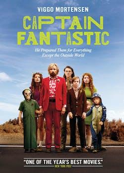 Captain Fantastic [DVD]