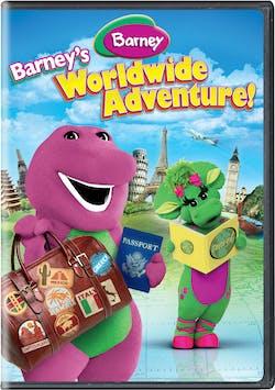 Barney: Barney's Worldwide Adventure! [DVD]