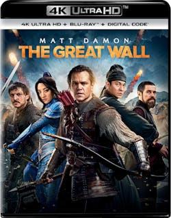 The Great Wall (4K Ultra HD) [UHD]