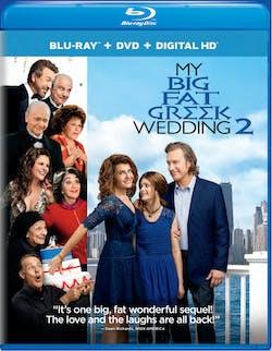 My Big Fat Greek Wedding 2 (DVD) [Blu-ray]