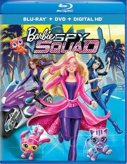 Barbie: Spy Squad (DVD + Digital) [Blu-ray]