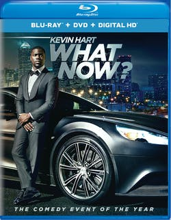 Kevin Hart - What Now? (DVD) [Blu-ray]