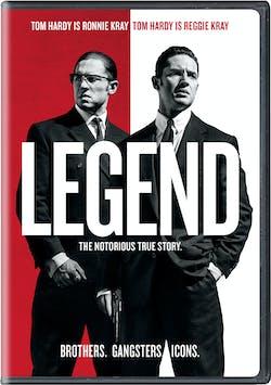 Legend (2015) [DVD]