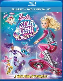 Barbie: Star Light Adventure (DVD + Digital) [Blu-ray]