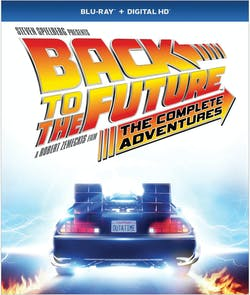 Back to the Future: The Complete Adventures (Box Set) [Blu-ray]