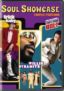 Willie Dynamite/That Man Bolt/Trick Baby [DVD]