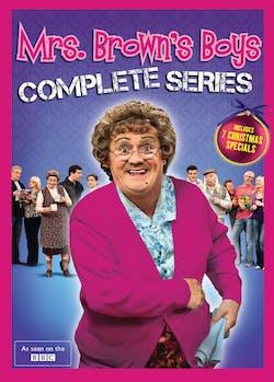 Mrs. Brown's Boys: Complete Series (Box Set) [DVD]