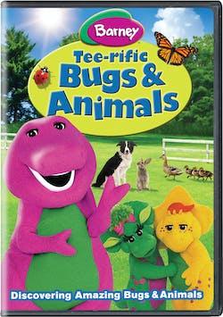 Barney: Tee-rific Bugs and Animals [DVD]