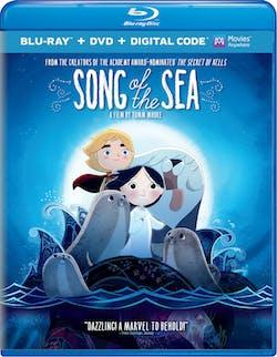Song of the Sea (DVD + Digital) [Blu-ray]