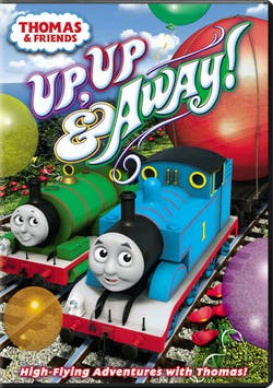 Thomas & Friends: Up, Up and Away [DVD]