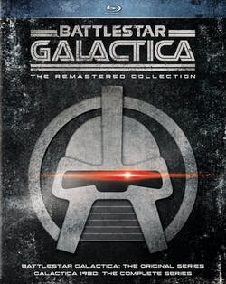 Battlestar Galactica: The Remastered Collection [Blu-ray]