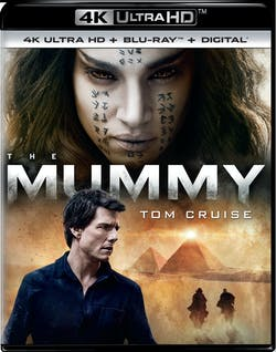 The Mummy (2017) (4K Ultra HD + Digital) [UHD]