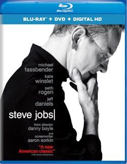 Steve Jobs (DVD) [Blu-ray]