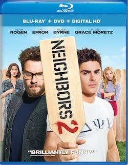 Neighbors 2 (DVD + Digital) [Blu-ray]