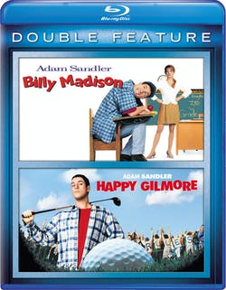 Happy Gilmore/Billy Madison [Blu-ray]