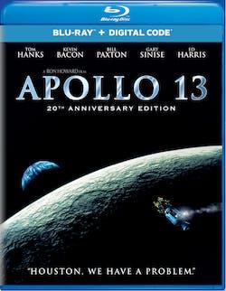 Apollo 13 (20th Anniversary Edition) [Blu-ray]