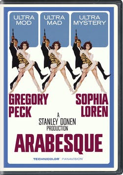 Arabesque [DVD]