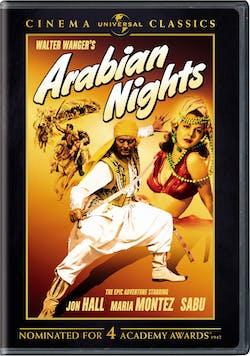 Arabian Nights [DVD]