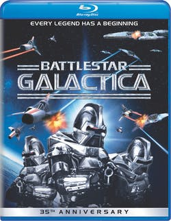 Battlestar Galactica (35th Anniversary Edition) [Blu-ray]