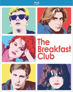 The Breakfast Club (Pop Art) [Blu-ray]