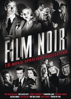 Film Noir 10-Movie Spotlight Collection (Box Set) [DVD]