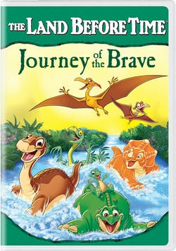 The Land Before Time - Journey of the Brave (2017) [DVD]