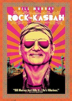 Rock the Kasbah [DVD]