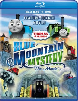 Thomas & Friends: Blue Mountain Mystery the Movie (Combo Pack) [Blu-ray]