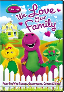 Barney: We Love Our Family [DVD]