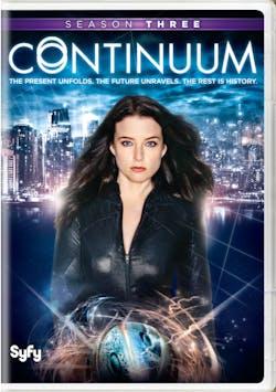 Continuum: Season Three [DVD]