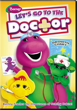 Barney: Let's Go to the Doctor [DVD]