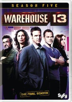 Warehouse 13: Season 5 [DVD]