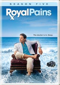 Royal Pains: Season Five [DVD]