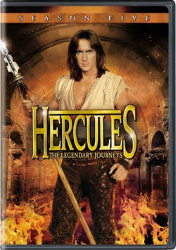 Hercules: The Legendary Journeys - Season Five [DVD]