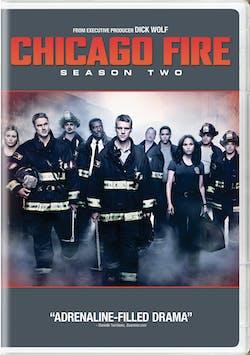 Chicago Fire: Season Two [DVD]