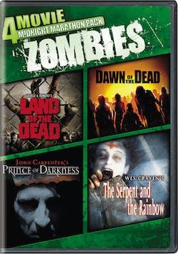 4-Movie Midnight Marathon: Zombies [DVD]